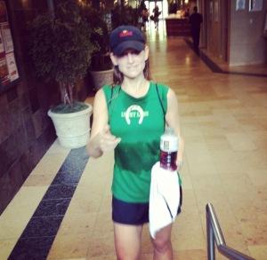 Running -  June 2013